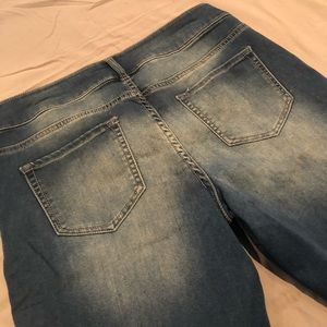 Light wash Maurice's jean Large Reg